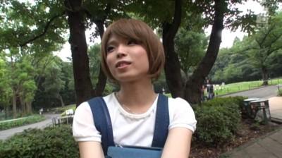 オトコの娘 おち○ぽさんぽ 黒木紗姫...thumbnai1