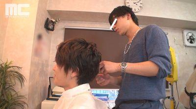 ご近所で噂の清楚系イケメン美容師はSっ気のある小悪魔ノンケでした。...thumbnai7