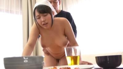 はだかの家政婦 全裸家政婦紹介所 月本愛...thumbnai3