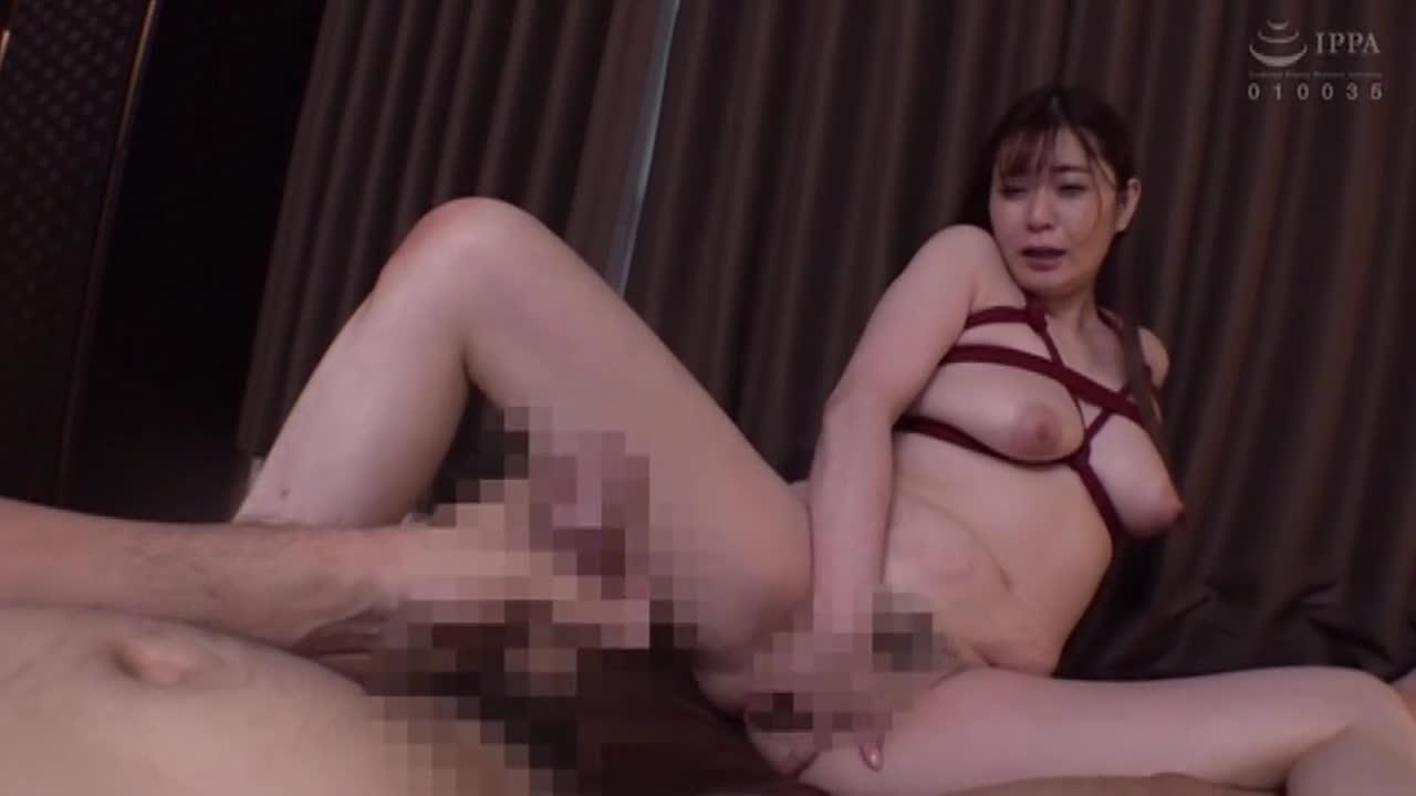 Mっ気のある人妻を拘束逝かせSEX 葵百合香...thumbnai15