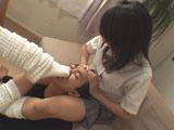 女子高生の放課後美脚責め...thumbnai1