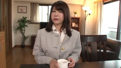 五十路妻の性生活ドキュメント 神谷朱音 52歳...thumbnai1