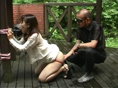 淫らな美人妻一泊二日野外調教旅行 夫に言えない性癖...thumbnai4