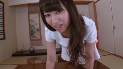 お姉さんにパンチラ挑発されながらザーメンを太腿とパンツに放出してもいいですか!?...thumbnai12