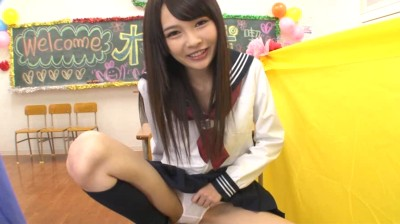 JK文化祭模擬店・ちら見せオナサポ喫茶VII...thumbnai1