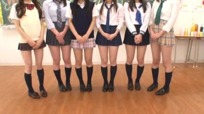 JK文化祭模擬店・ちら見せオナサポ喫茶VII...thumbnai10