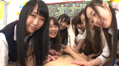 JK文化祭模擬店・ちら見せオナサポ喫茶VII...thumbnai12