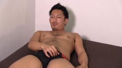 プレミアム第一弾・オラオラ系色黒兄貴の妄想一人エッチ...thumbnai2