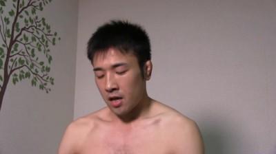 柔道73Kg級ノンケ好青年モデルの大胆オナニー...thumbnai11