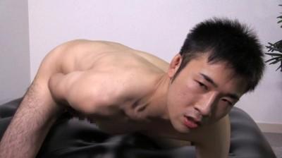 柔道73Kg級ノンケ好青年モデルの大胆オナニー...thumbnai9
