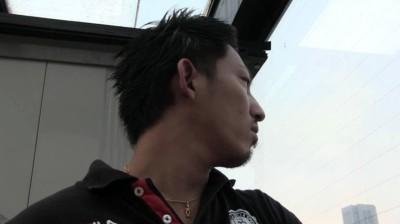 プレミアム第二弾・オラオラ系色黒兄貴の放尿〜野外オナニ...thumbnai14