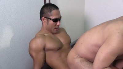 筋筋BODYのイカついタチとガッチリBODYの両者激射精!...thumbnai10