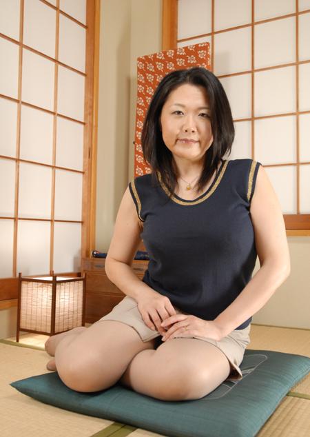 肉熟女 癒しの中出し 手塚真由美44歳