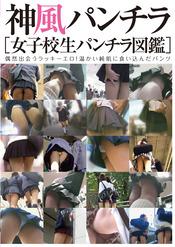 神風パンチラ [女子校生パンチラ図鑑]