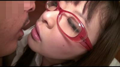 メガネっ娘JKのむっちり黒パンストにぶっかけ援交!...thumbnai3