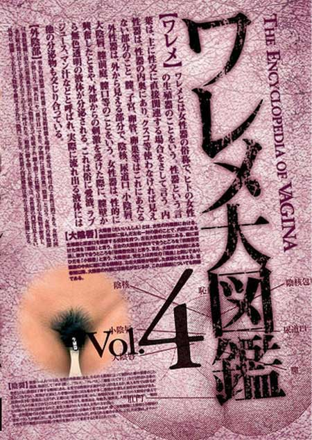 ワレメ大図鑑 Vol.4