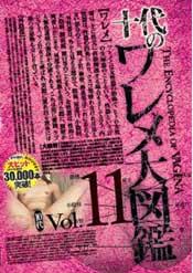 十代のワレメ大図鑑 Vol.11