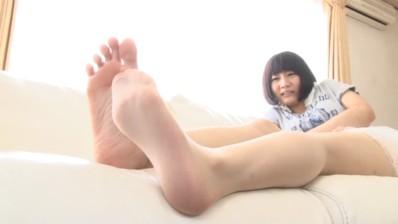 新足裏 生足とストッキングの足裏 Vol.2...thumbnai6