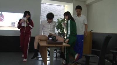 短小・包茎・射精 男性器に興味津々の少女達 保健体育の時間...thumbnai13