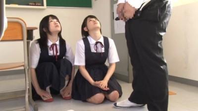 短小・包茎・射精 男性器に興味津々の少女達 保健体育の時間...thumbnai2