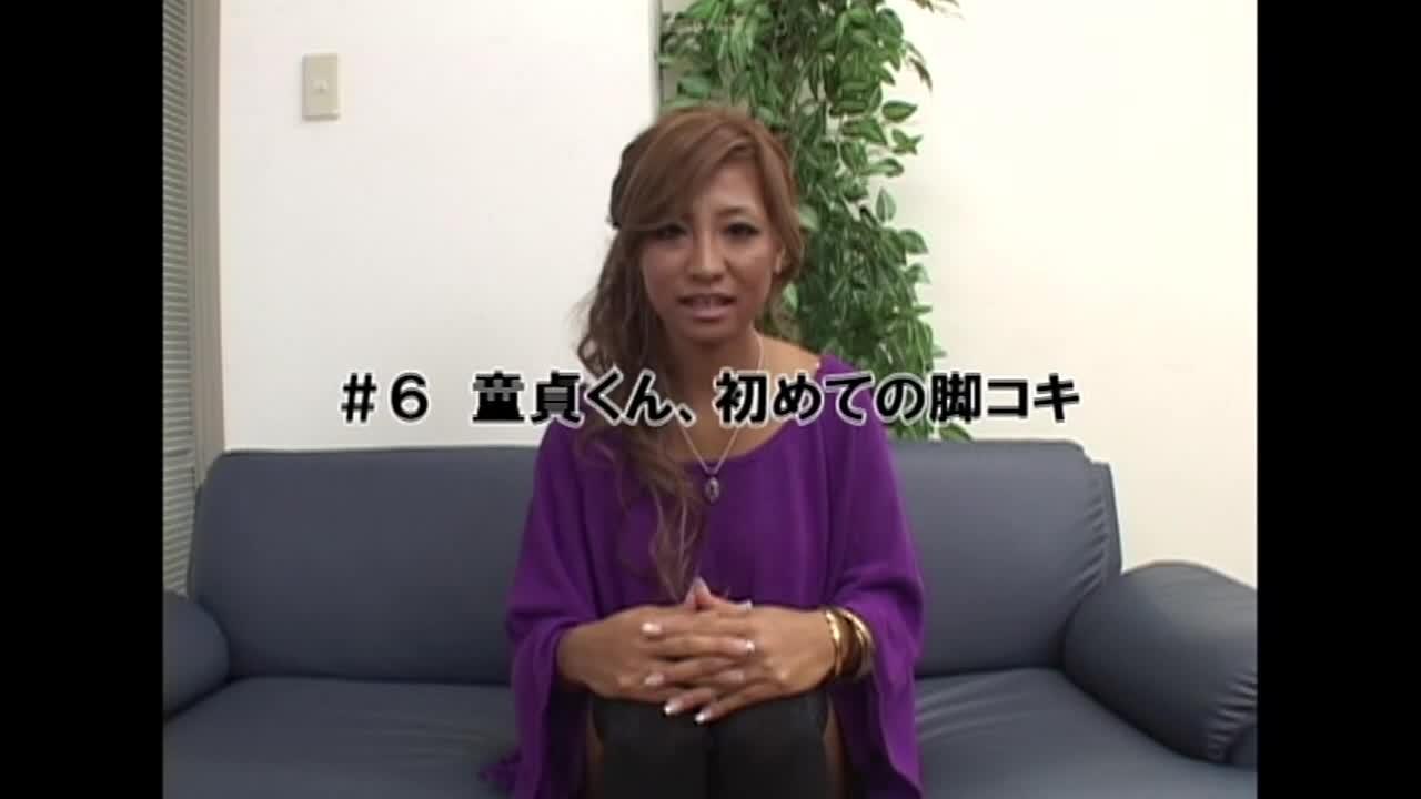ギャルのニーソックス 総集編8時間スペシャル1/2...thumbnai9