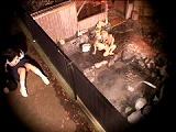 【鬼カワJK】田舎の純粋女子校生とセックス中のカップル風呂を2人でムラムラのぞき観賞 【2/2】(再生時間:105分、レーベル:ソフト・オン・デマンド (SOD))