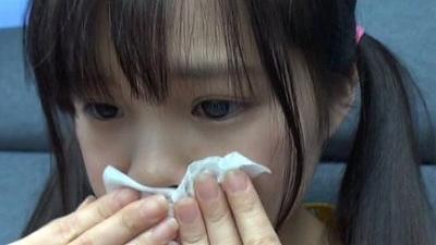 悪戯茶巾少女 りさちゃん スカートめくりでオマンマンいじめ...thumbnai5