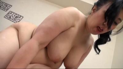 過積載の女 藤木静子50歳 体重91.2kg デカ尻!デカ腹!豊満熟女の圧迫遊戯!...thumbnai3