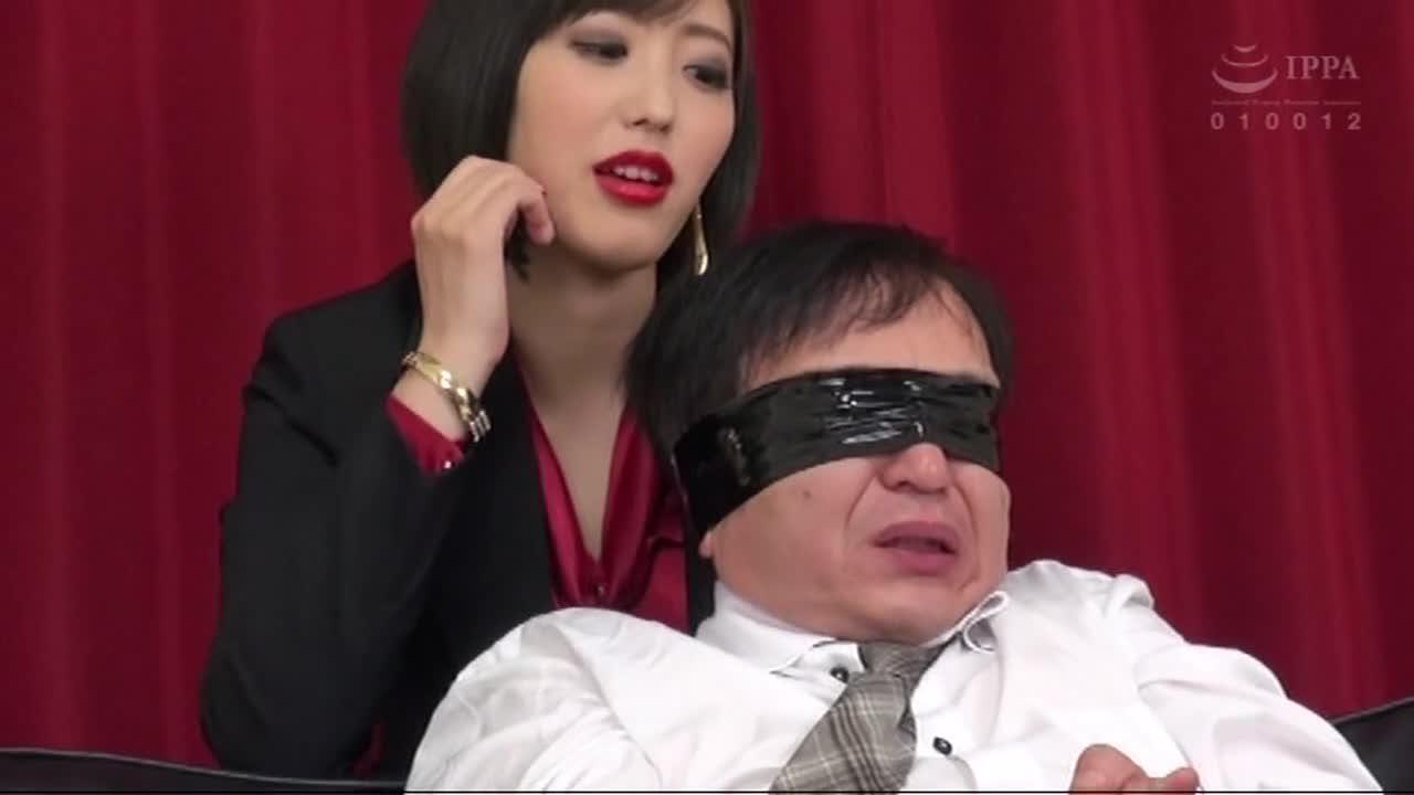 威圧系 痴女 水野朝陽 おだまりっ! 男のクセにナヨナヨしてんじゃねぇよ!...thumbnai2