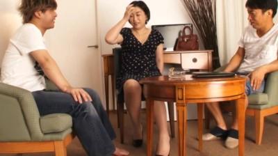 WifeLife vol.006・昭和39年生まれの宮園とわ子さんが乱れます・撮影時の年齢は51歳・スリーサイズはうえから順に95/63/100...thumbnai9